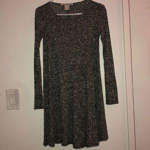 American Rag gray dress